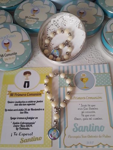 latitas personalizadas souvenirs bautismo comunion eventos