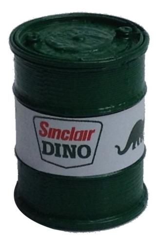 latão de óleo escala 1/24 maquete diorama tambor 2 unidades