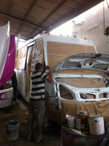 latoneria pintura servicio