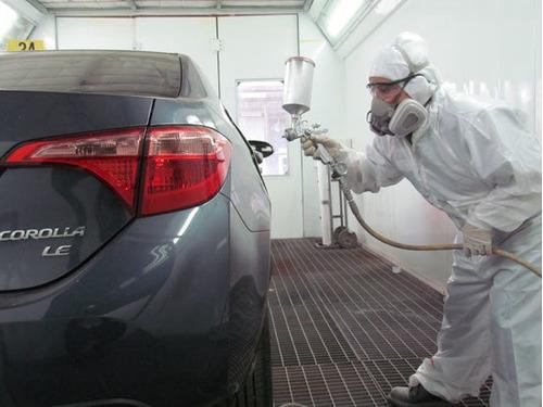 latoneria y pintura tambien   pulitura  automotriz