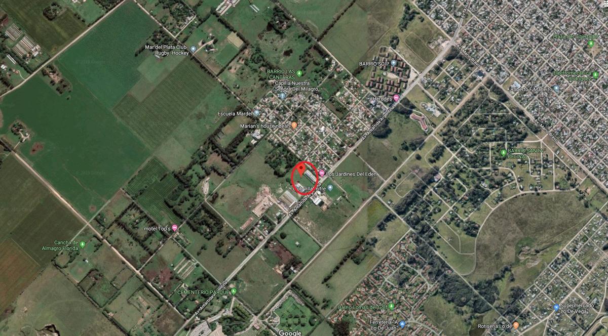 latorre prop. vende fracción de 4700 m2 en la av. antartida argentina -