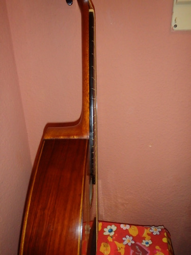 laúd español. luthier pedro martínez peñalver. 1981