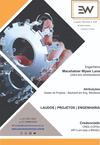 laudos técnicos e art_ engenheiro mecânico _ mg e região