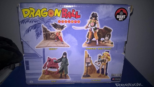 launch - dragon ball