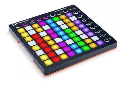 launchpad mk2 controlador de pad - novation + nf + garantia