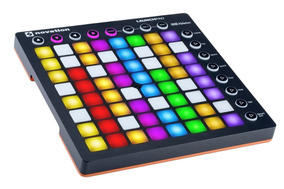 Launchpad Mk2 Novation Na Caixa + Manuais E Drivers