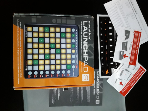 launchpad s novation (funciones de push ableton)