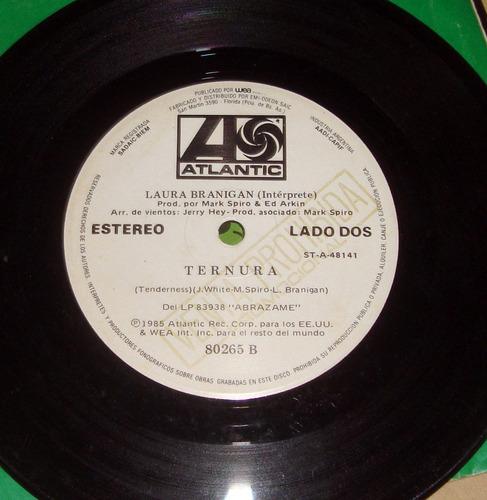 laura branigan eddie español / ternura simple promo