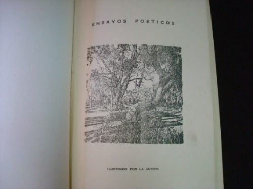 laura enríquez coyro, ensayos poéticos, méxico, 1948