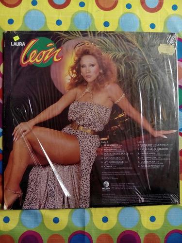 laura león lp  mi tesorito  1985 r