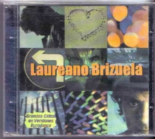 laureano brizuela cd grandes exitos en version eurodance