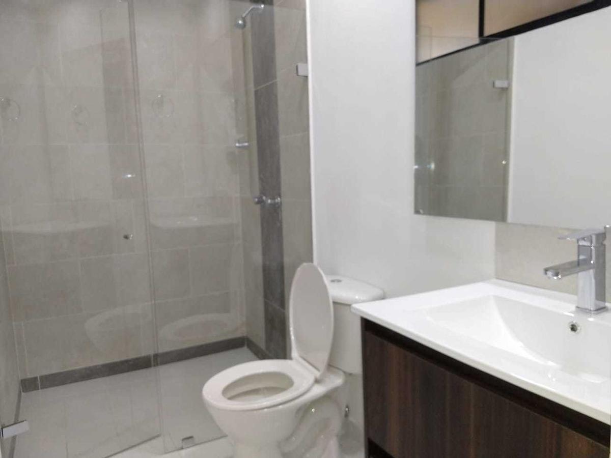 lauret apartamento de area flexible 52m2 full comodidades