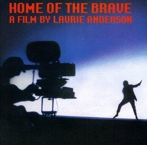**laurie anderson **home of the brave **lp