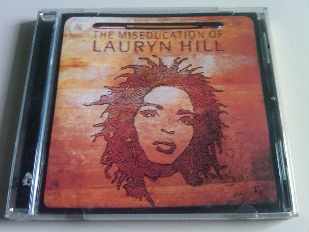 cd lauryn hill