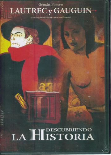 lautrec y gauguin. formato dvd