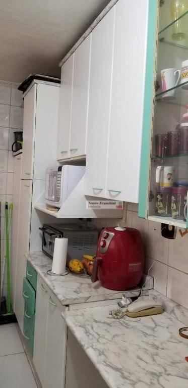 lauzane paulista / zn -sp - apartamento 02 dormitórios , 01 vaga fixa - r$ 260.000,00 - ap7223