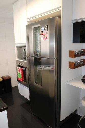 lauzane paulista / zn-sp - apartamento alto padrão - r$ 1.240.000,00 - ap7226
