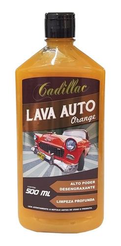 lava auto orange cadillac - 500ml