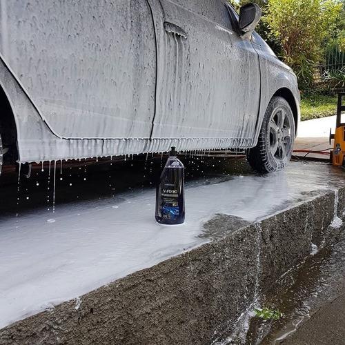 lava autos super concentrado v-floc 1,5l vonixx