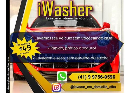 lava car em domicílio curitiba