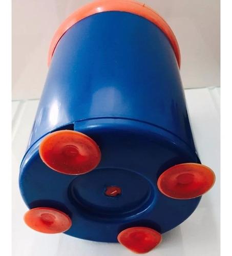 lava copa - lava vaso manual con cepillo y patas de sopapa