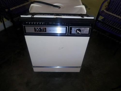 lava platos electrico