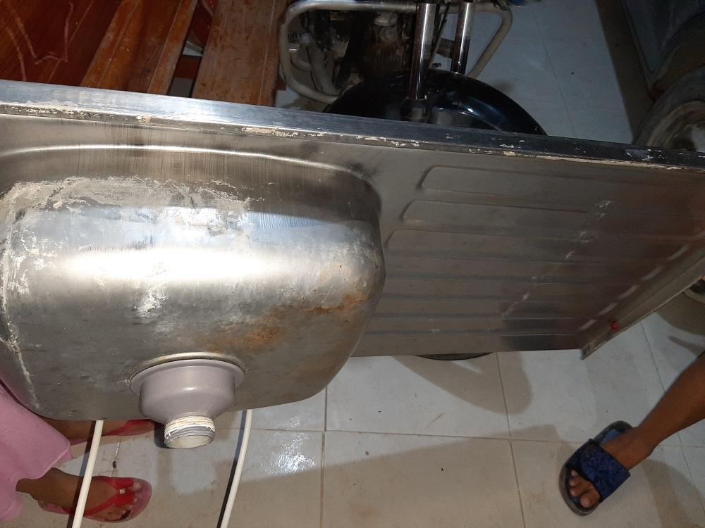 lava platos usado