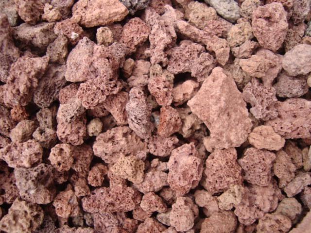 Lava rock piedra para asador volcanica 5 kg for Piedra volcanica para jardin