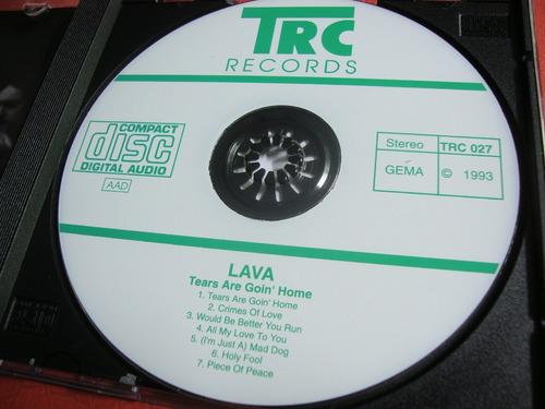 lava - tears are goiig home