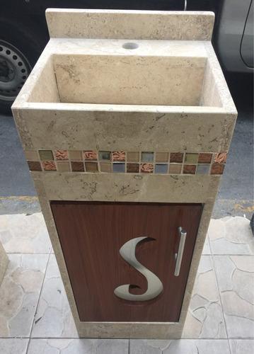 lavabo de marmol
