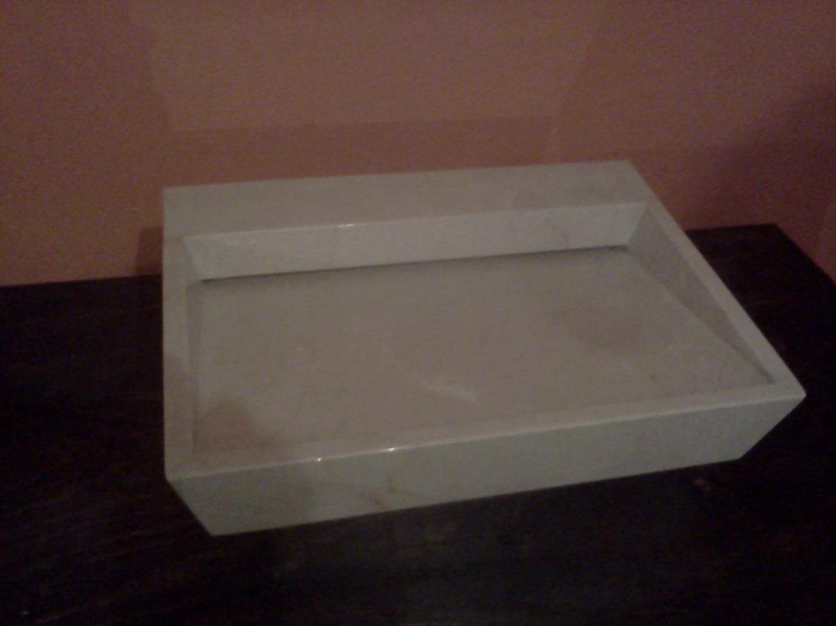 Lavabo de marmol crema marfil 2 en mercado libre - Lavabos de marmol para bano ...
