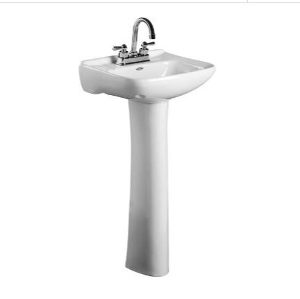 lavabo y pedestal orion urrea cosmos