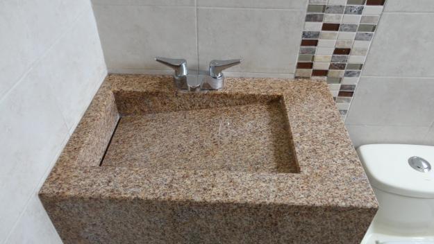 Lavabos de granito 3 en mercado libre for Lavabos de marmol y granito