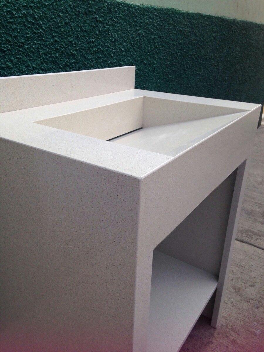 Lavabos de marmol granito natural cuarzo marca silesstone - Lavabos de marmol ...