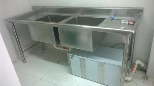 lavabos fregaderos