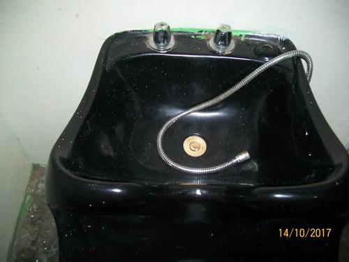 lavacabeza tipo romano * incluye grifería *