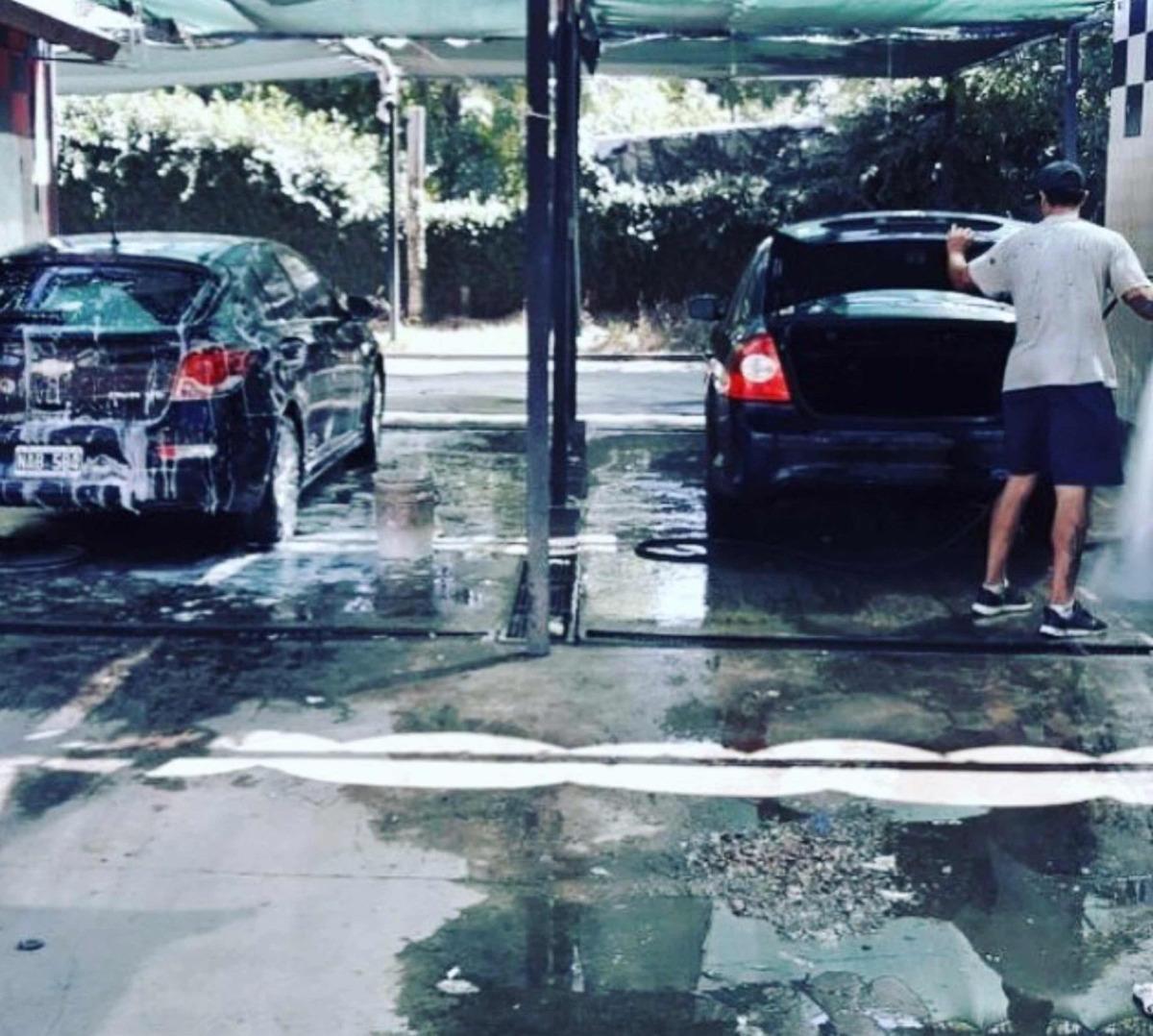 lavadero de autos fondo de comercio