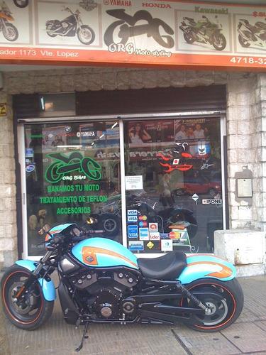 lavadero de motos y cuatri - ogr bikes spa de motos