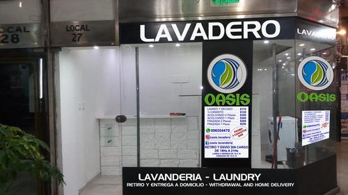 lavadero de ropa oasis