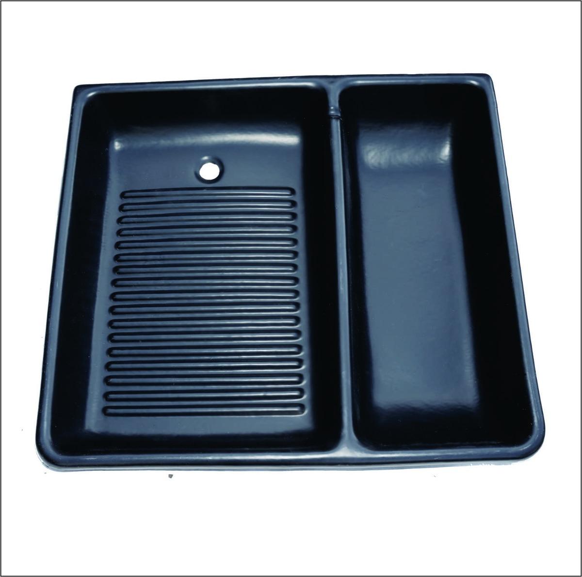 Lavadero plastico pileta super resistente garantia 15 a os for Fotos de piletas de material