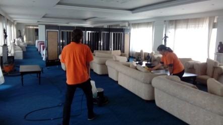 lavado alfombra tapete en seco muebles cortinas-3178868552/