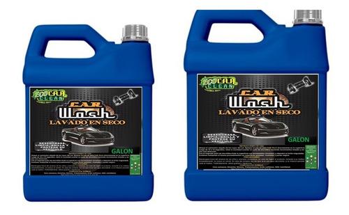 lavado automotriz  envseco oferta x 5 galones