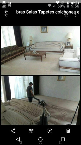 lavado de alfombras,salas,tapetes persas colchones etc etc
