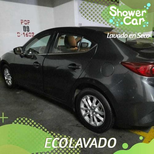 lavado de auto al seco