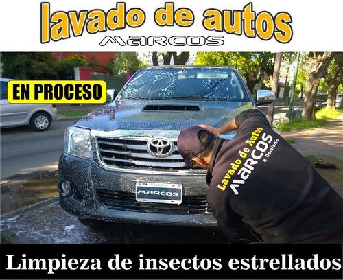 lavado de autos marcos ( a domicilio)