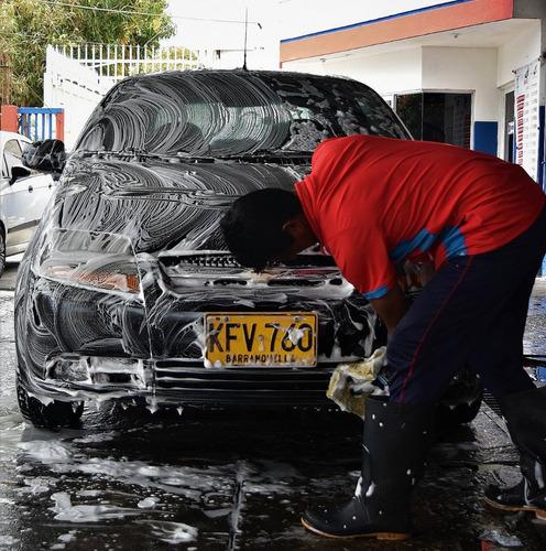 lavado de carros en barranquilla
