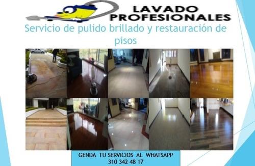 lavado de muebles alfombras y pisos