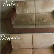 lavado de muebles y alfombras a domicilio