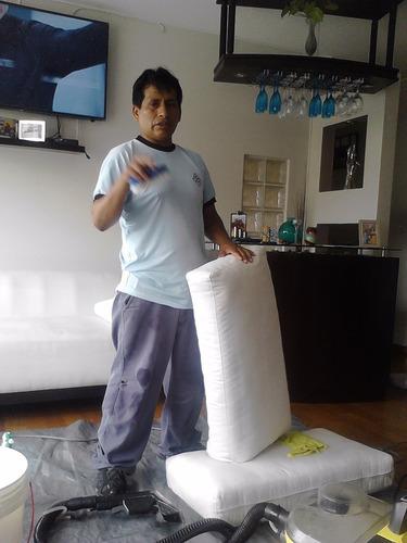 lavado de muebles y alfombras .servicio completo