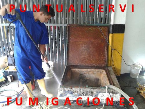 lavado de tanques agua potable limpieza y  desinfección